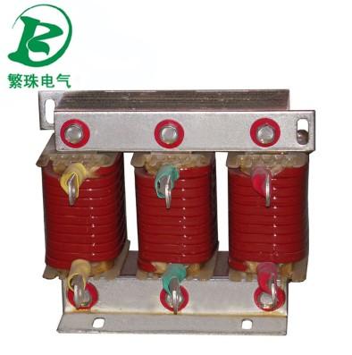 该滤波电抗器用于低压滤波柜中